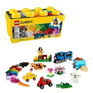 LEGO Classic Medium Creative Brick Box 484 pieces